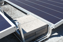 Hooked On Solar - Flat Roof